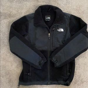 North Face Women's Black ZIP Up